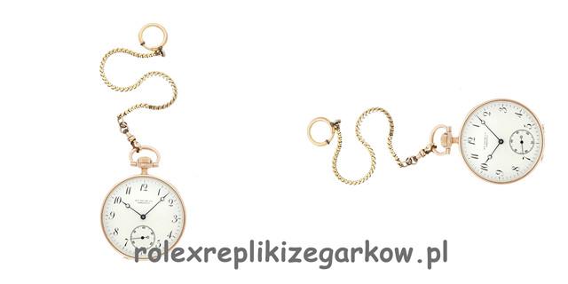 "Patek Philippe Ref.5033P-001 ""Katedra"" kalendarz trzech pytań Repliki Zegarków"